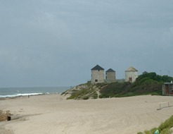Windmuehlen bei Apulia