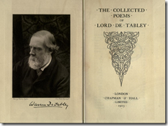 Lord de Tabley_The collected poems