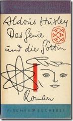 Aldous-Huxley Das-Genie-und-die-Göttin